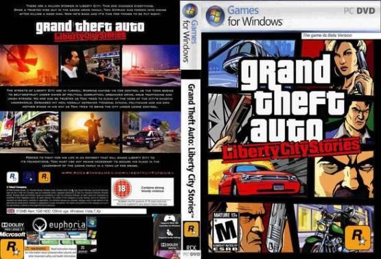 GTA Liberty City Free Download