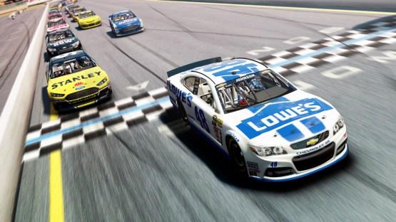 NASCAR 14 setup free download