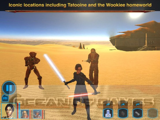 Star Wars Knights of The Old Republic Setup Download For Free