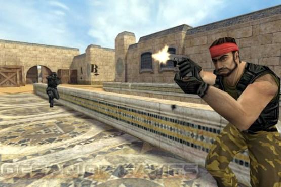 Counter Strike Condition Zero Features