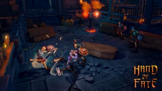 Free Download Hand of Fate PC Setup