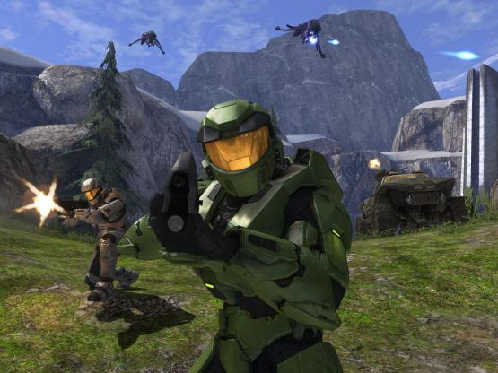 Free Download Halo Combat Evolved PC Game For Windows 7