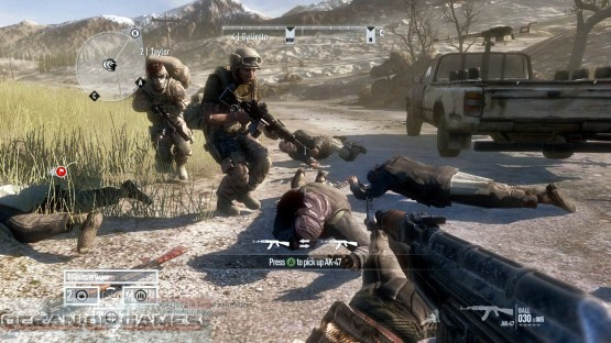 Operation Flashpoint Red River Setup Free Download