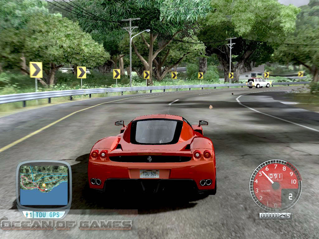 test drive unlimited 2 pc free