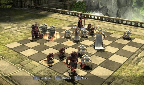 Battle vs. Chess PC Game features