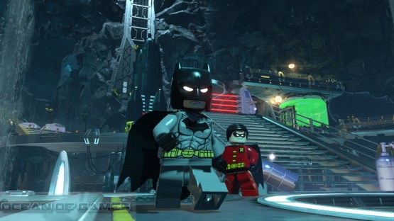 Lego Batman 3 Beyond Gotham Features
