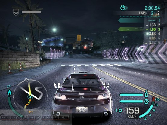 Need For Speed Carbon Setup Free Download