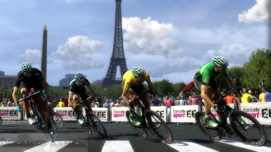 Pro Cycling Manager 2014 Features
