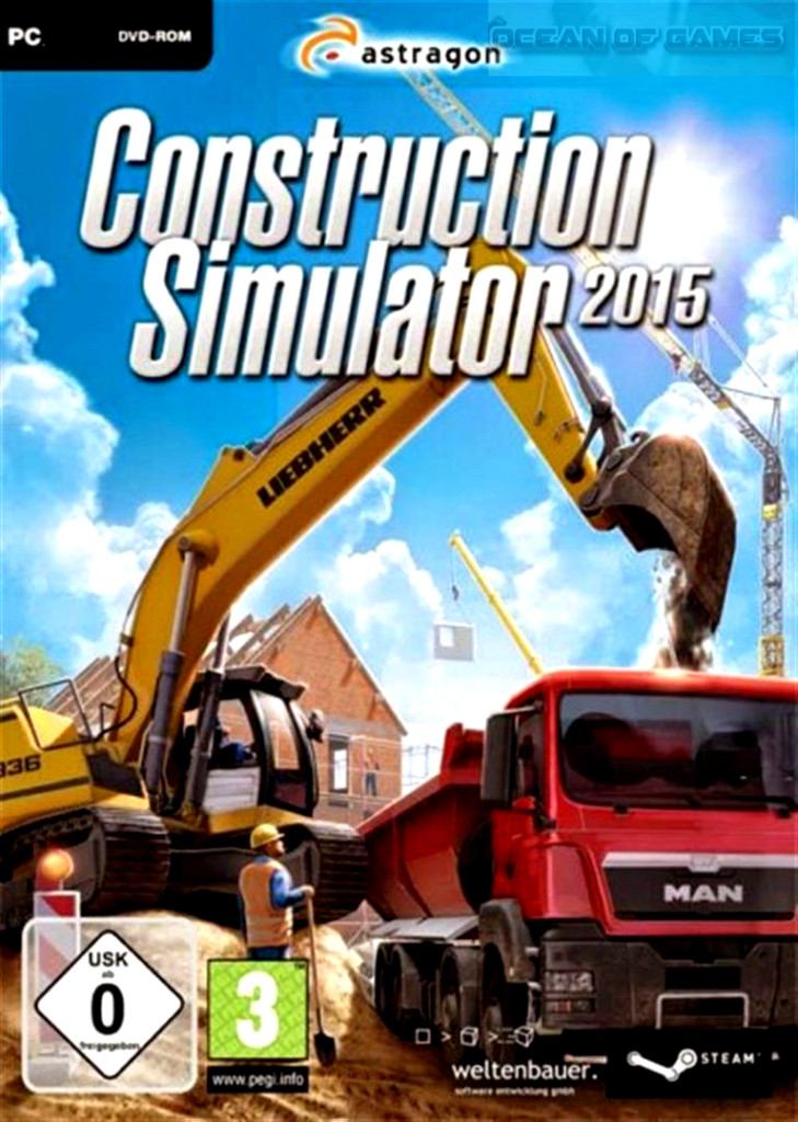 Construction Simulator 3 Pc : construction, simulator, Construction, Simulator, Download