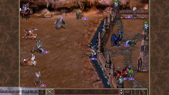 Heroes of Might and Magic III HD Edition Setup Free Download