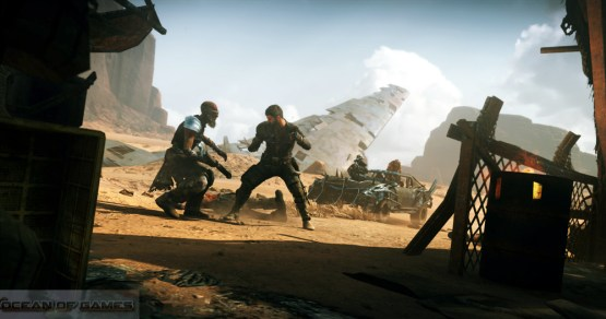 Mad Max PC Game Setup Download For Free
