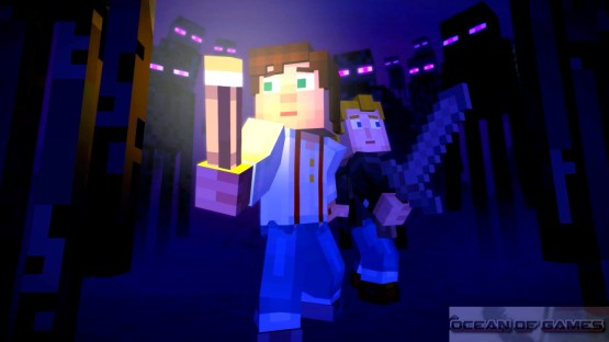 Minecraft Story Mode Episode 3 Setup Free Download