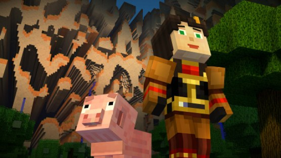 Minecraft Story Mode Episode 4 Features