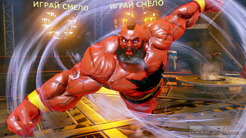 Street Fighter V Setup Download For Free