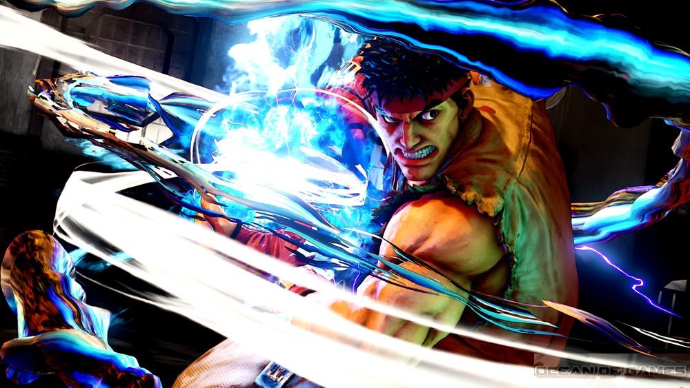 Street Fighter V Setup Free Download