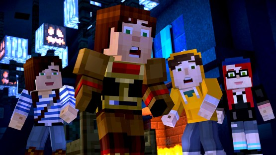 Minecraft Story Mode Episode 6 Features