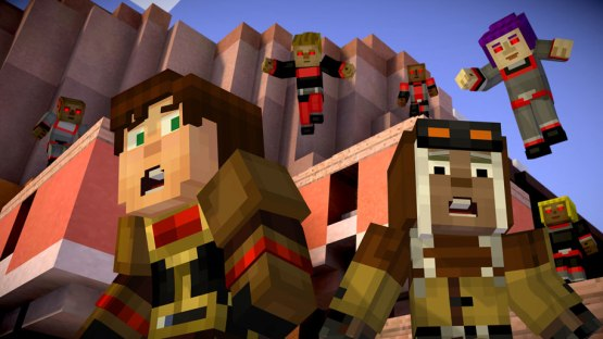Minecraft Story Mode Episode 7 Features