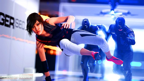 Mirrors Edge Catalyst updates