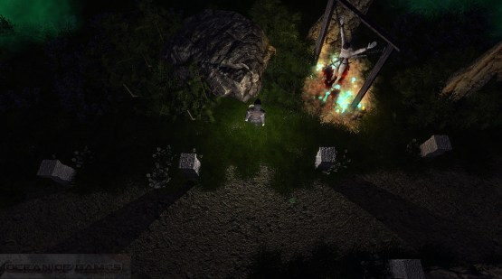Greenwood the Last Ritual Features