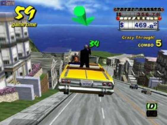 Download Crazy Taxi Free