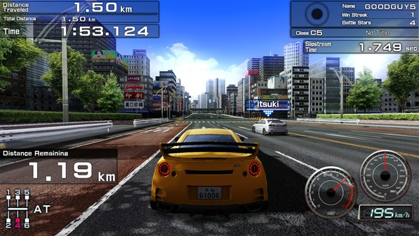 FAST BEAT LOOP RACER GT PC Game Free Download