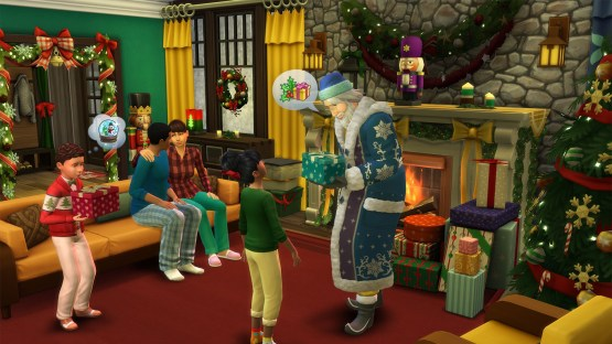 The Sims 4 Seasons Free Download
