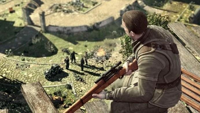 sniper elite v2 pc download