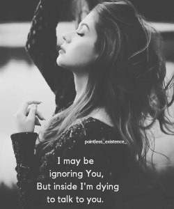 sad with love quotes