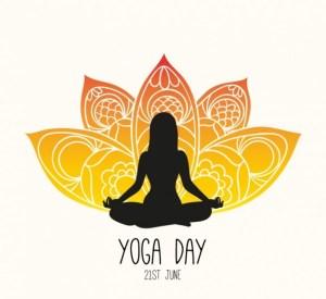 yoga day 21st June