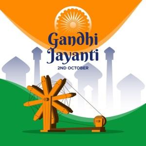 Happy Gandhi Jayanti 2020