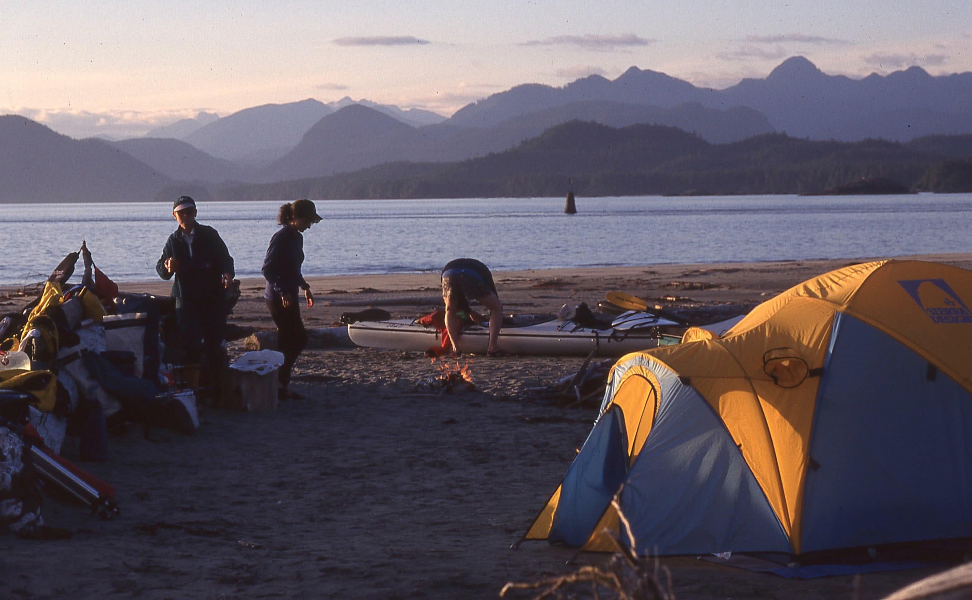 Kayak Camping Gear List  Ocean River