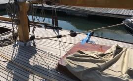Classic Yacht rope