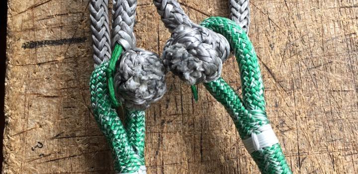 Asymmetric Spinnaker Sheets