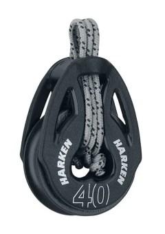 Harken 40 mm T2 Soft-Attach Block