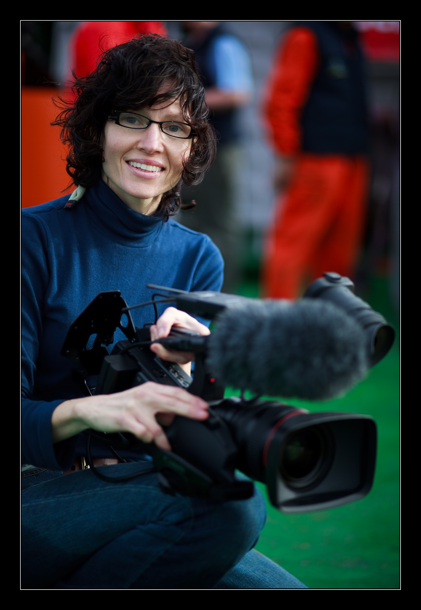Dena Seidel, director of Rutgers Center for Digital Filmmaking