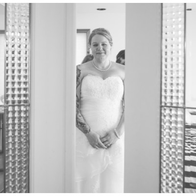 Kristina & Corbin's Sunshine Coast Backyard Wedding ♥ Nanaimo Photographer