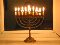 Hanukkah 2014- A Gateway to Miracles | Oceans in the Desert