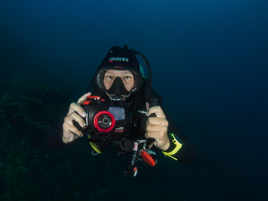 How to get started with underwater photography