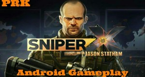 SNIPER X WITH JASON STATHAM APK Free Download