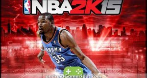 NBA 2k15 APK Free Download