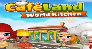 Cafeland World Kitchen 1.2.5 Mod Apk