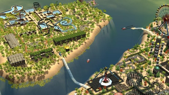 Rollercoaster tycoon free full. download