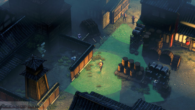 Shadow-Tactics-Blades-of-the-Shogun-Features