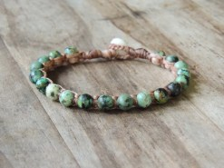Ocean Tuff Jewelry - African Turquoise Gemstone Bracelet