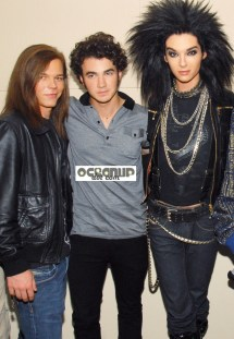 Jonas Brothers Hang With Tokio Hotel Oceanup