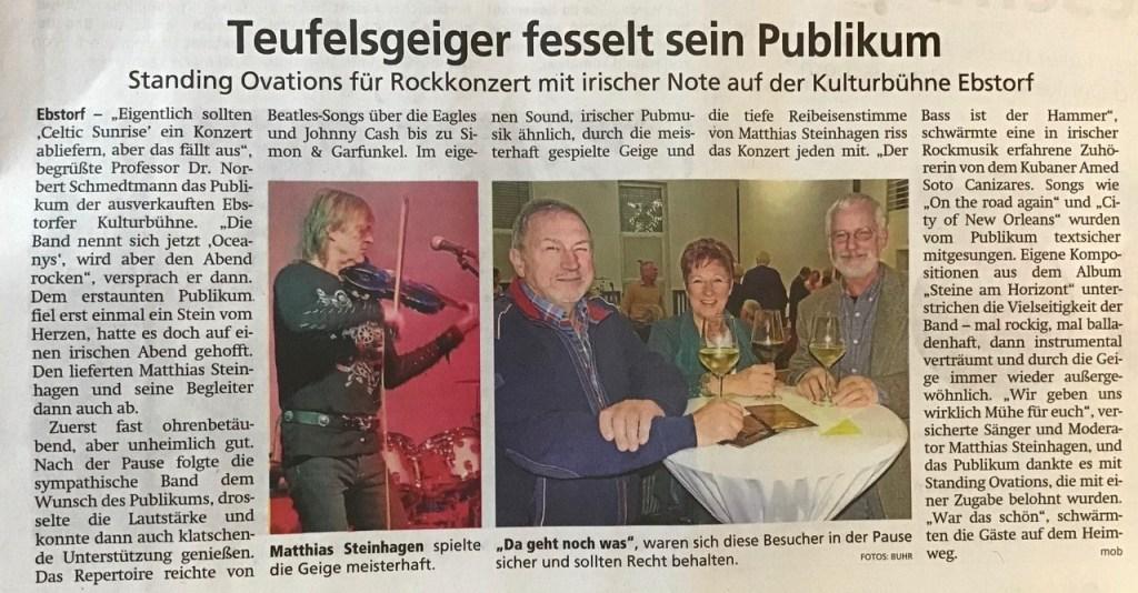 Altes Lichtspielhaus Ebstorf, 16.11.19