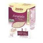 Amaranto Integral Orgânico em Flocos - Jasmine
