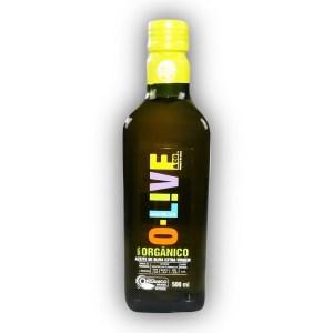 Azeite de Oliva Extra Virgem Orgânico - O-Live & Co