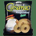 Rosquinhas de Coco Sem Glúten/Sem Lactose - Casarão