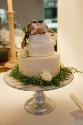 Formaggi Ocello Wedding Cheese Cake